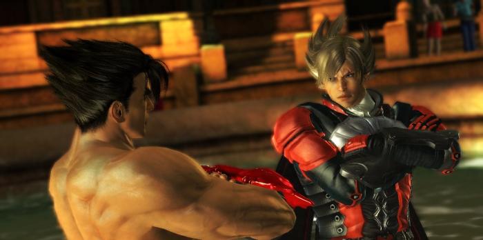 Tekken Tag 2 Lars Jin